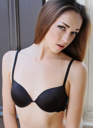 Lightly Padded Push-up Bra