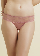 Sale - Lucia Thong - Two Tone