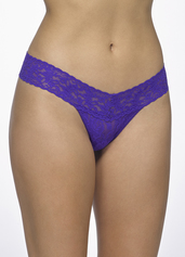 Thongs - Low Rise Thong 4911P