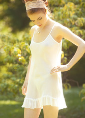 Sleepwear - Purity Chemise